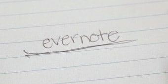 Livescribe evernote