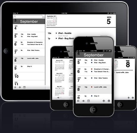 Agenda app preview1