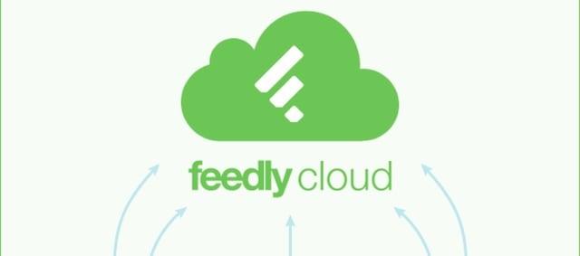Feedly cloud 1