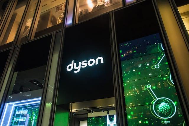 Dyson omotesando 9