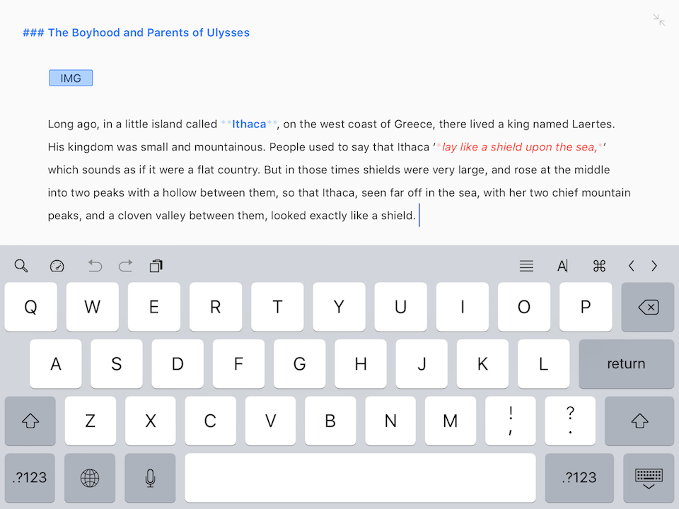 iPad_WritingExperience